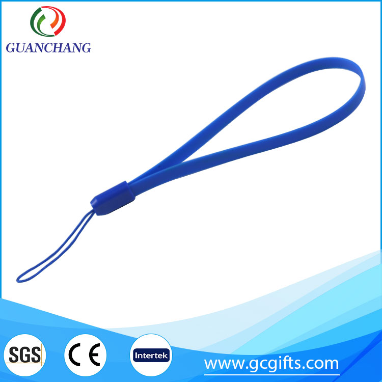 硅胶手机绳